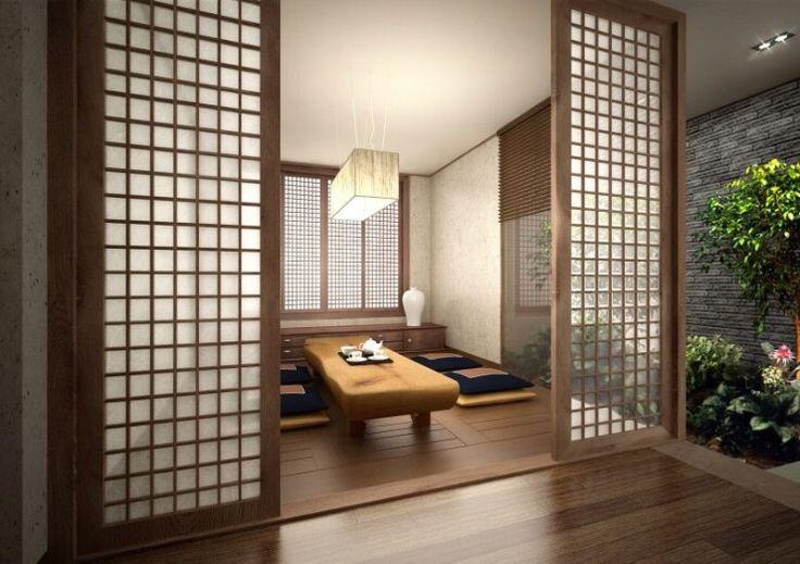 Korean traditional house. Han-ok