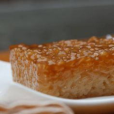 Looking for a good Biko recipe? Your search is over. This Filipino Sweet Sticky Rice recipe is awesome! It is made from glutinous rice that is first partially cooked, then mixed with coconut milk until very thick in consistency.