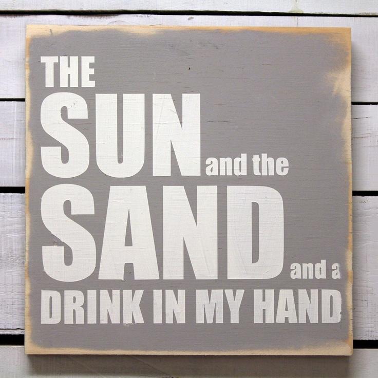 Sun And Sand Gray