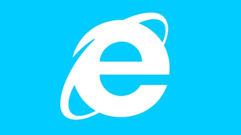 most people recognize The Internet Explorer logo even though we dont use it much anymore.   Low cognitive effort