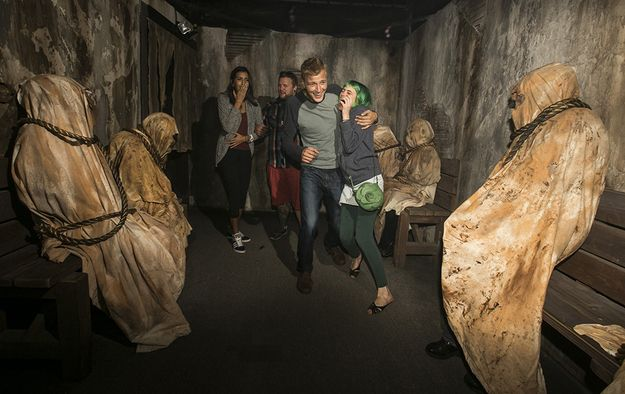 25 Times I Was Scared Out Of My Mind At Universal Studios' Halloween Horror Nights