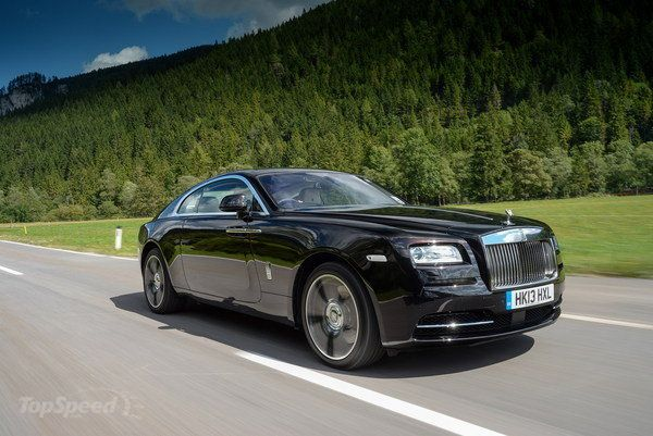Rolls-Royce Wraith Drophead Coupe Confirmed For 2015 Launch | car news @ Top Speed