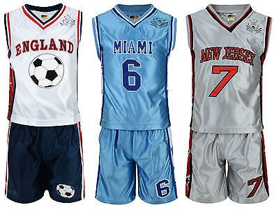 Boys #basketball vest top & shorts set kit #outfit 6-12 #years bnwt,  View more on the LINK: 	http://www.zeppy.io/product/gb/2/351385193385/