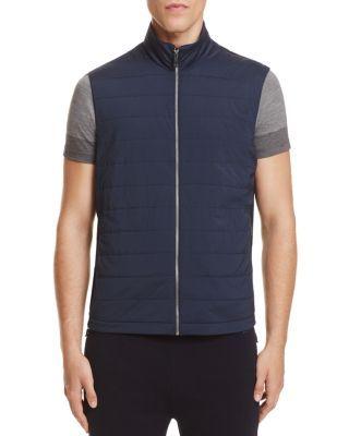 Z ZEGNA Techmerino Fleece Vest. #zzegna #cloth #vest