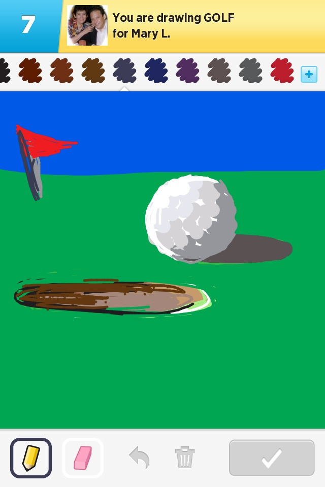DrawSomething word: Golf | My DrawSomething Obsession | Pinterest ...