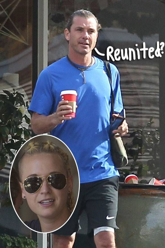 Look Away, Gwen Stefani! Gavin Rossdale Spotted On A Lunch Date With Former Nanny Following Their Alleged Affair!