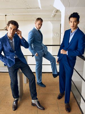 93 best images about The navy blue suit! on Pinterest | Men ...