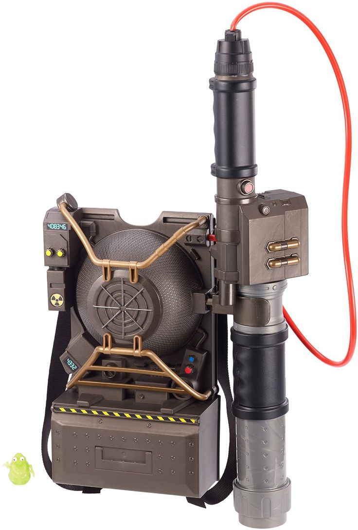 Amazon.com: Ghostbusters Proton Pack Projector: Toys & Games