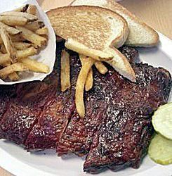 Oklahoma Joe's BBQ's Slaughterhouse Five Ribs ~ This delicious rib recipe is done in Kansas City barbecue style, Good ribs take a long time to cook at low heat to get that tender, pull off the bone experience but it's worth the wait.