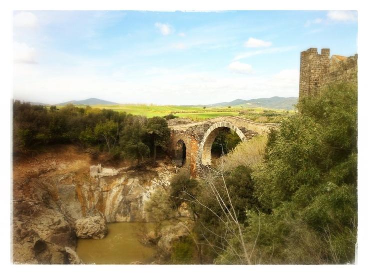 Il ponte del Diavolo a Vulci (Vt)