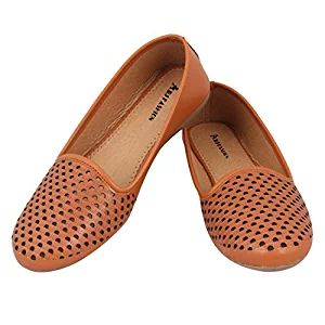 ABJ Fashion Women's Casual Led Napa Belly Shoes6UK: Buy Online at Low Prices in India - Amazon.in