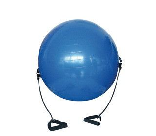 N7,700 | Exercise Ball, with Stretch Band & CD. One equipment, Many Exercises, Targets Various Muscle Groups. The CD comes with a lot of exercises videos. You'd love it