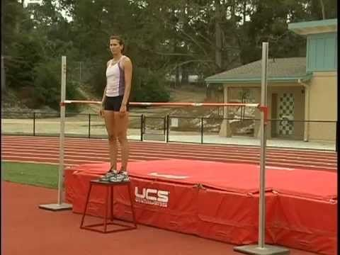 High Jump Made Simple presents an overview of the key factors involved in high jumping. In an easy-to-understand and --apply manner, the DVD breaks down the four phases of the high jump and points out the common errors that are made with each phase. The DVD also explains what coaches can do to enhance the performance of their high jumpers, inclu...