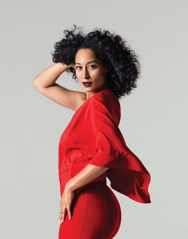 Tracee Ellis Ross Is 'A Woman Who Speaks Up For Herself': BUST Interview