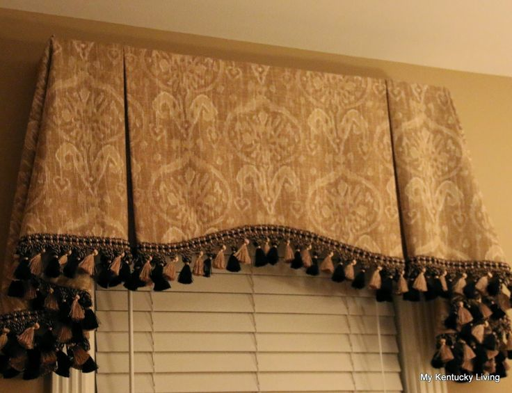 276 Best Curtains Box Pleated Tailored Valances Images On Pinterest Curtains Valances And