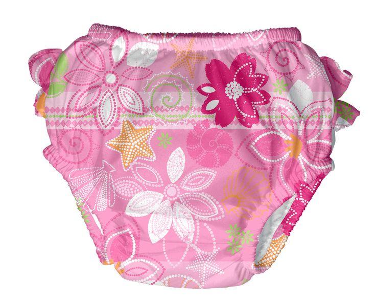 iPlay Ultimate Swim Diaper for Girls