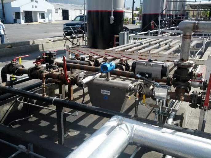 Petrochemical Processing – Oil Additive Blending – Tricor Coriolis