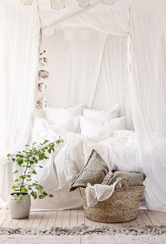 Bohemian Bedroom Decorating Style                                                                                                                                                                                 More