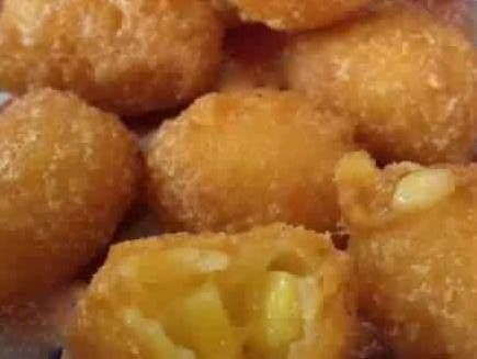 Nice food for every days : Yummy Corn Nuggets Recipe.