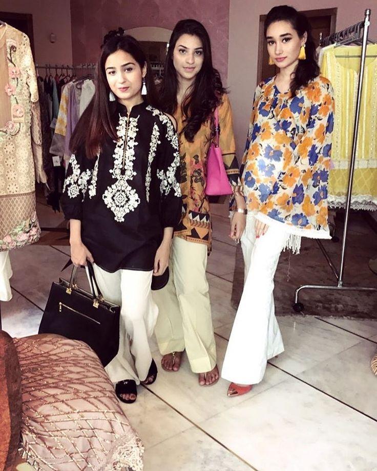 TASSELS JEWELLERY- Misha Couture Beautiful Pakistani Eid Dresses (1)