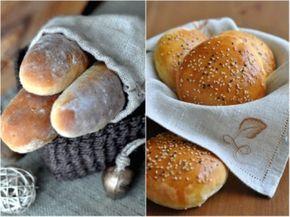 Домашние булочки «Хот Дог» или булочки для бургеров