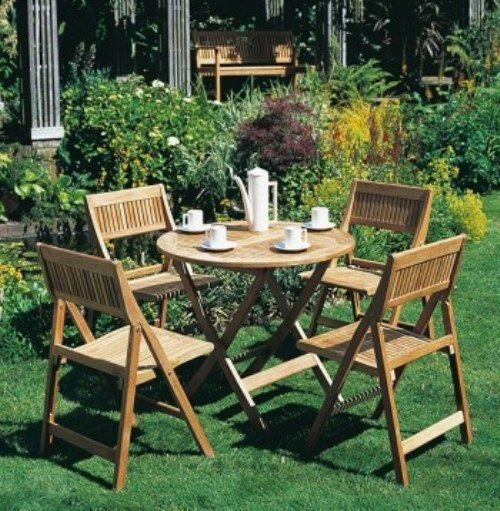 best ways to clean your outdoor furniture - Garden Furniture For Small Gardens