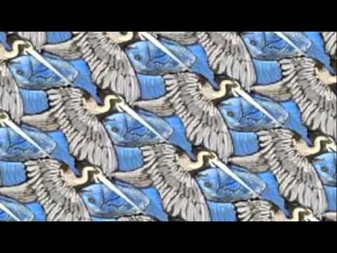 M.C. Escher   uploaded by the megapizzaguy   to You Tube (2:11) peview music