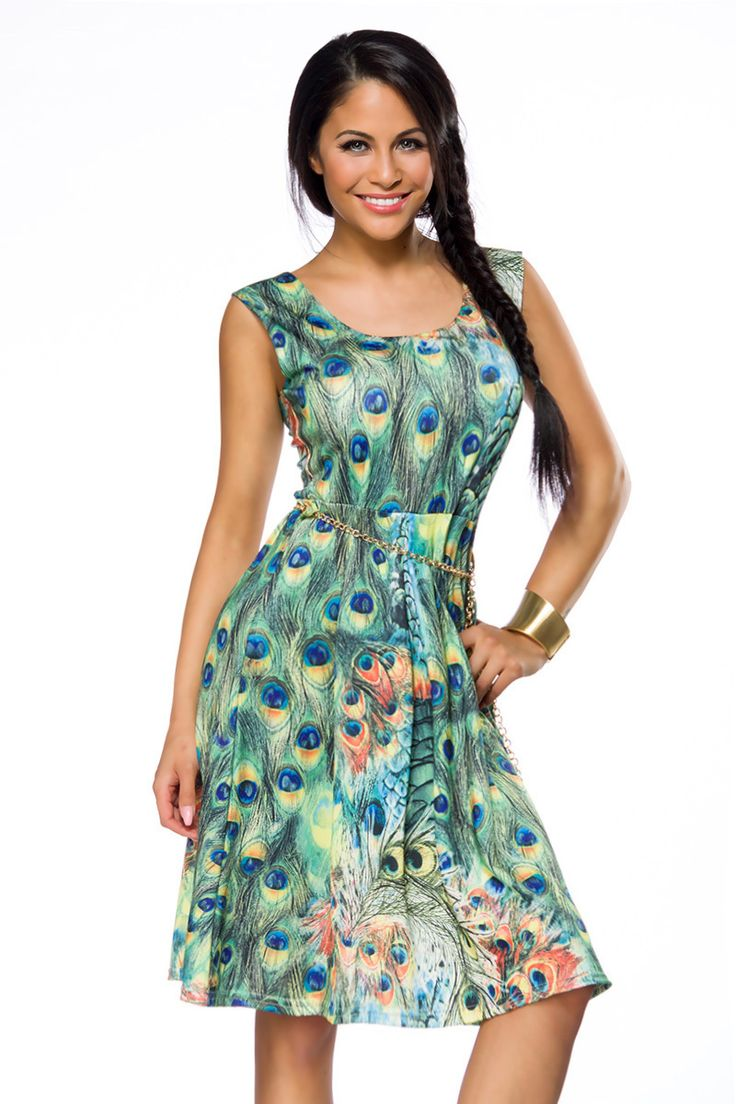 68 best Sommerkleider images on Pinterest   Clothing, Dress skirt ...