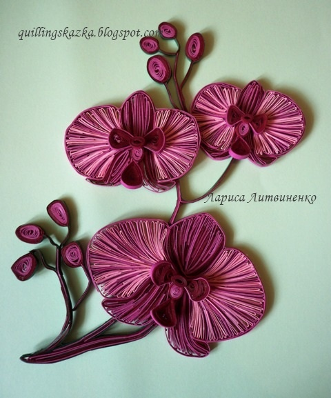 #papercraft #quilling #flowers