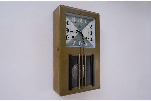 Aichi Tokei Denki clock, 1940`s made in occupied Japan | Vinterior London  #vintage #decor