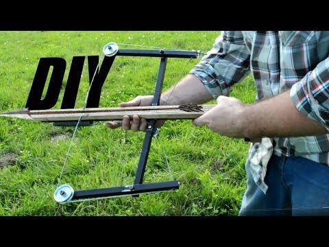 Cool DIY Project : How to make a Homemade Compound Crossbow Flipper .Very Clear Instructions | Practical Survivalist | Page 2