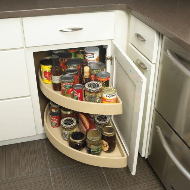 Space Saving Kitchen Cabinets: 17 Best Ideas About Space Saving Kitchen On Pinterest