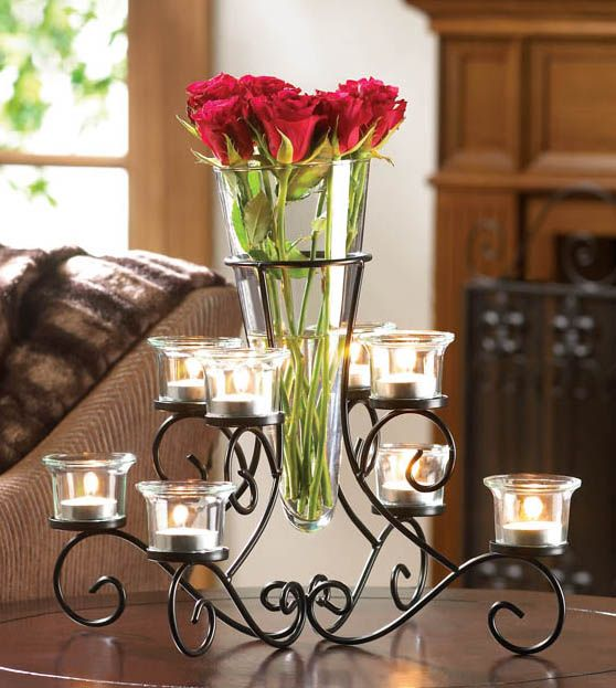 Best wedding reception table centerpieces images on