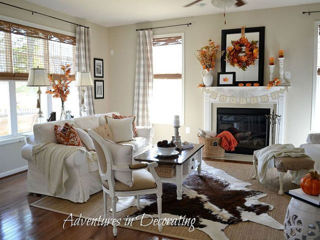 living room makeover fall living room makeover hometalk decorating