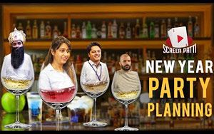 New Year Party Planning – ScreenPatti