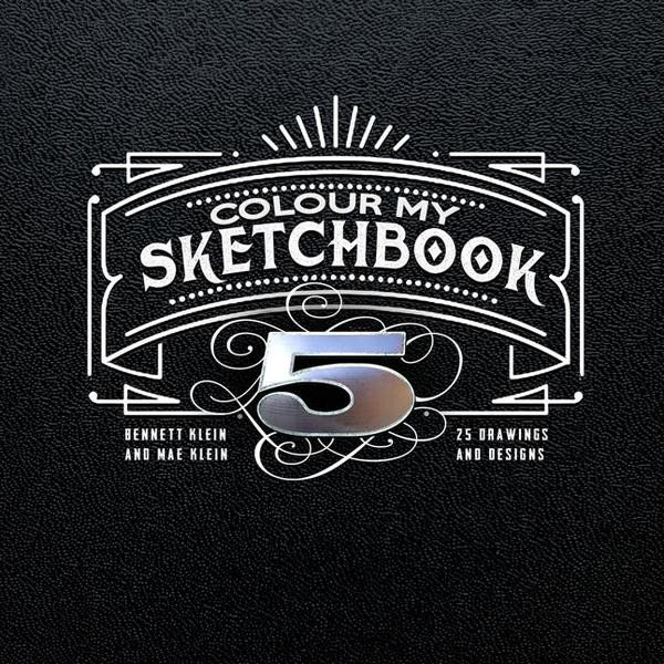 Happy Monday! Remember we said we'd give away a free copy of Bennett's Colour My Sketchbook 5 to our 10th customer who bought it? Well, the lucky winner is Sandy Kiel! Congratulations Sandy! Please inbox us your details and we'll be in touch.   Thank you to everyone for your support - if you still want to purchase your own copy, it's as easy as... clicking on this link!  https://colouring-hq.myshopify.com/products/colour-my-sketchbook-5-by-bennett-klein-mae-klein-digital-download