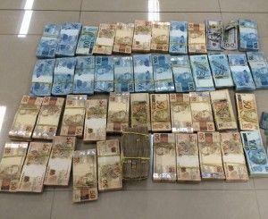 dinheiro operacao lava jato 2 foto Policia Federal do Parana