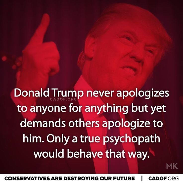 And don't forget revenge !  Being a bully and a psychopath has served him well for 70 years, why would he change now?!