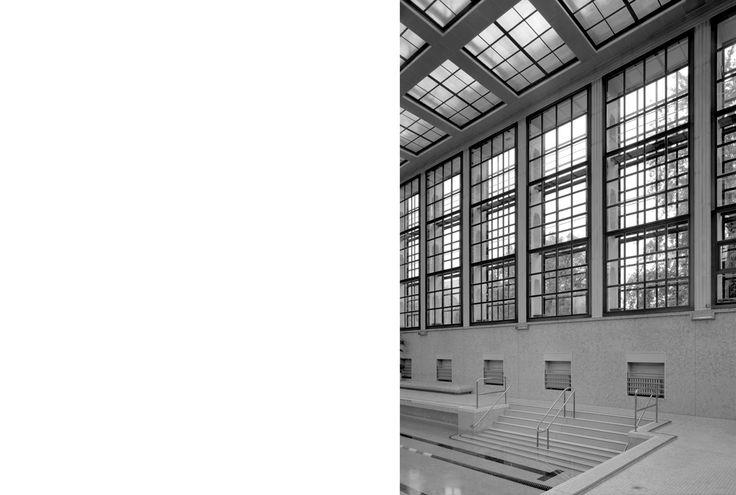 Marco Introini | HENRICH TESSENOW | Swimming pool | Berlin | Germany