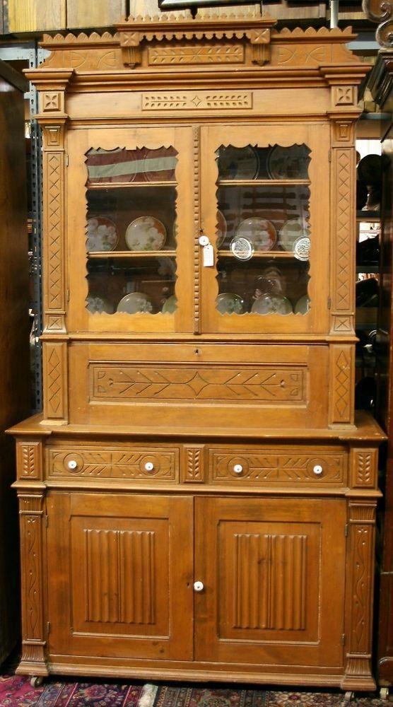 217 best Eastlake images on Pinterest | Antique furniture ...