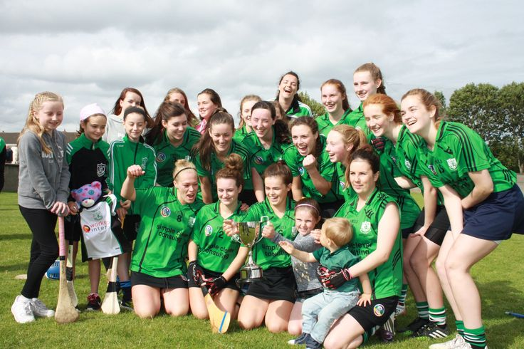 We Are Dublin LUCAN SARSFIELDS SENIOR 1-3 SUMMER CUP CHAMPIONS - We Are Dublin