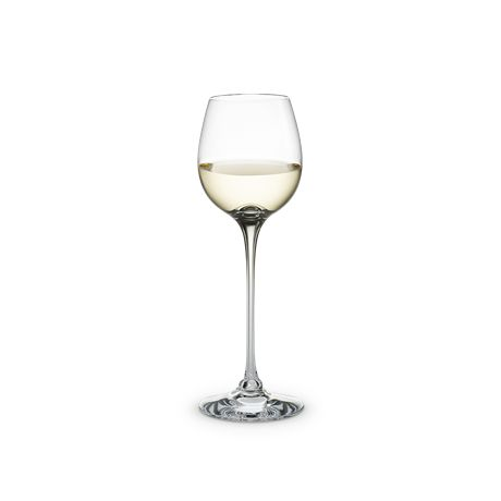 The white wine glasses in this range are ideal for serving tart, fruity white wine. A powerful white wine with range and volume needs a larger surface such as the one found in the burgundy glass in this range. Each glass has been designed to let the flavours and aromas of the wine come into play so that the wine really comes into its own.  #holmegaard #fontaine #whitewine