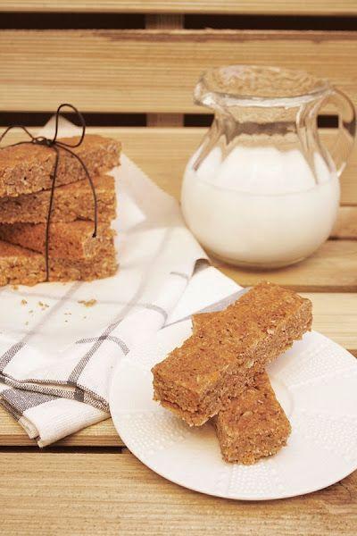 Barritas de Cereales: recetas sanas, ligeras... ¡y ricas!