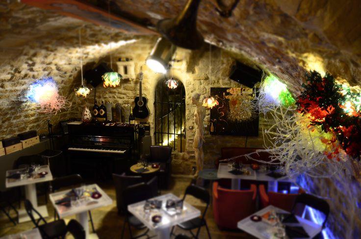 Jazz & Art Art Kfé - Paris 9 Rue dauphine 75006