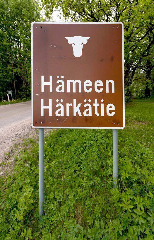 Hämeen Härkätie on nykyään yksi valtakunnallisesti määritellyistä matkailuteistä.