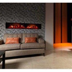 Dimplex Opti-V  Inset/wall mounted Electric Fire - PGF20