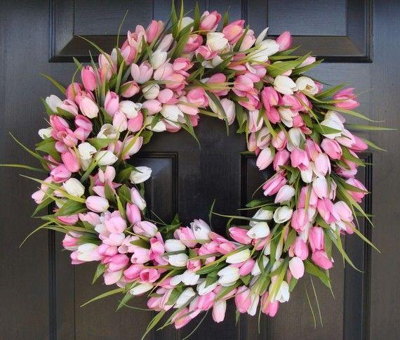 Lt. Pink Tulips