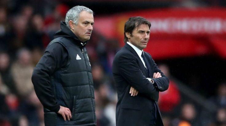 Antonio Conte downplays Jose Mourinho's revenge mission #News #AntonioConte #Chelsea #Football #JoseMourinho