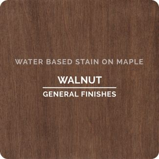 Water Based Wood Stains | General Finishes