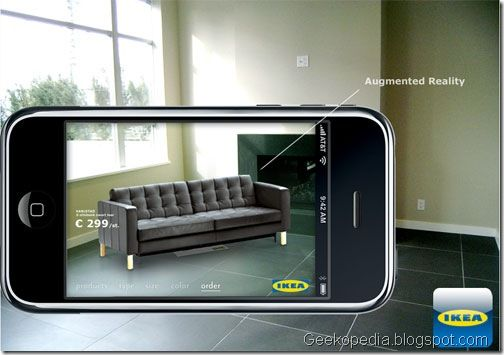 Augmented Reality IKEA